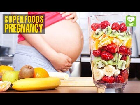 Самые полезные фрукты для беременных