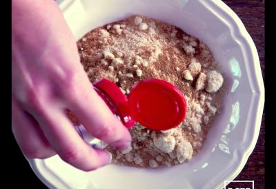 5-Ingredient Grown Up Chicken Fingers