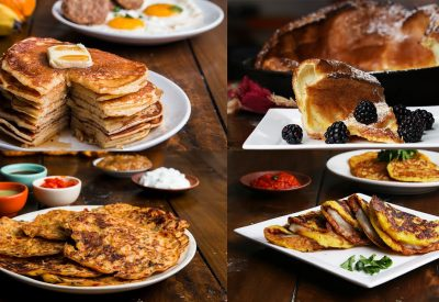 7 Pancakes From Around The World