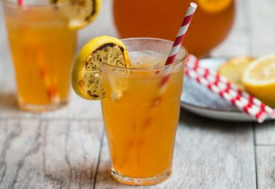 Take your BBQ game to the next level with this Grilled Lemonade
