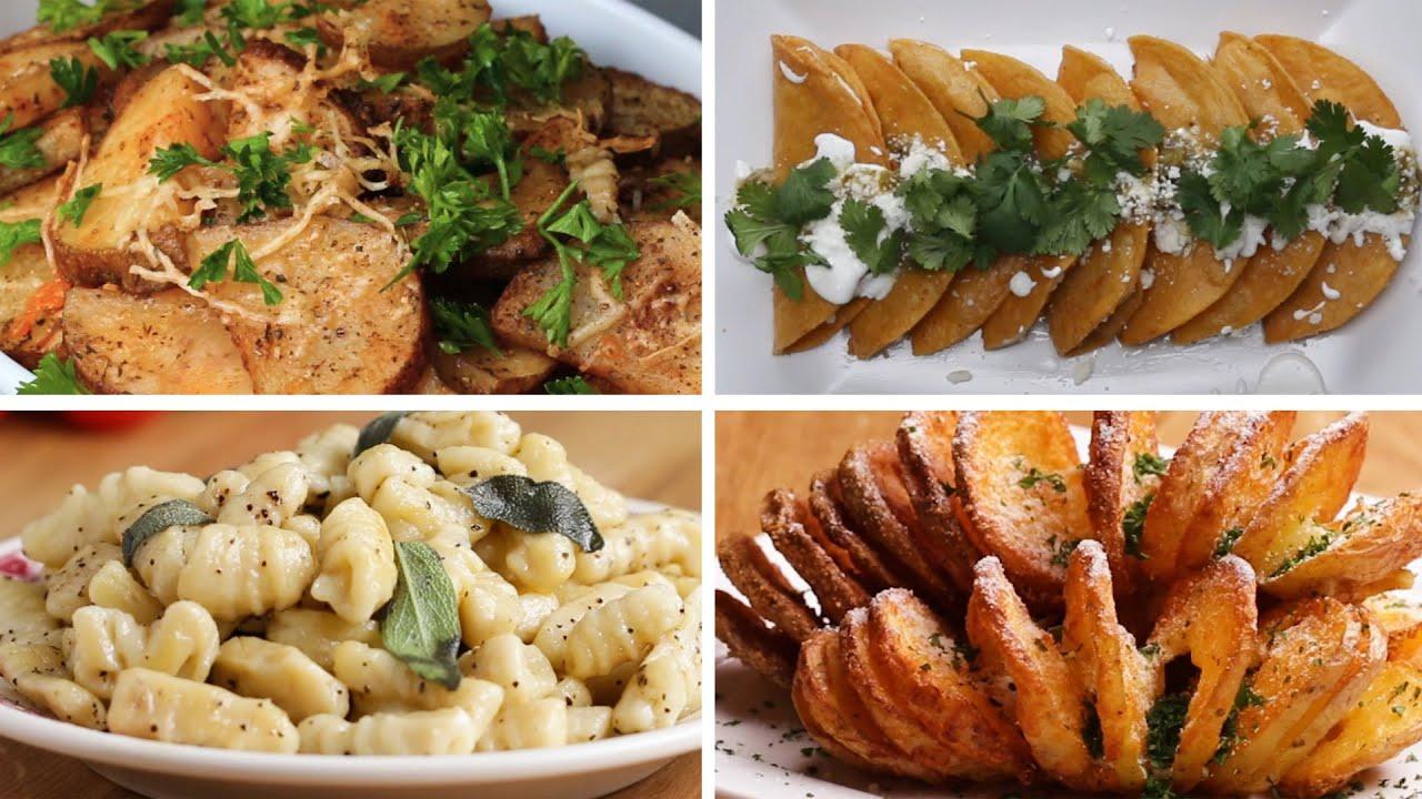 6 delicious potato recipes healthy treats - New potatoes recipes treat ...