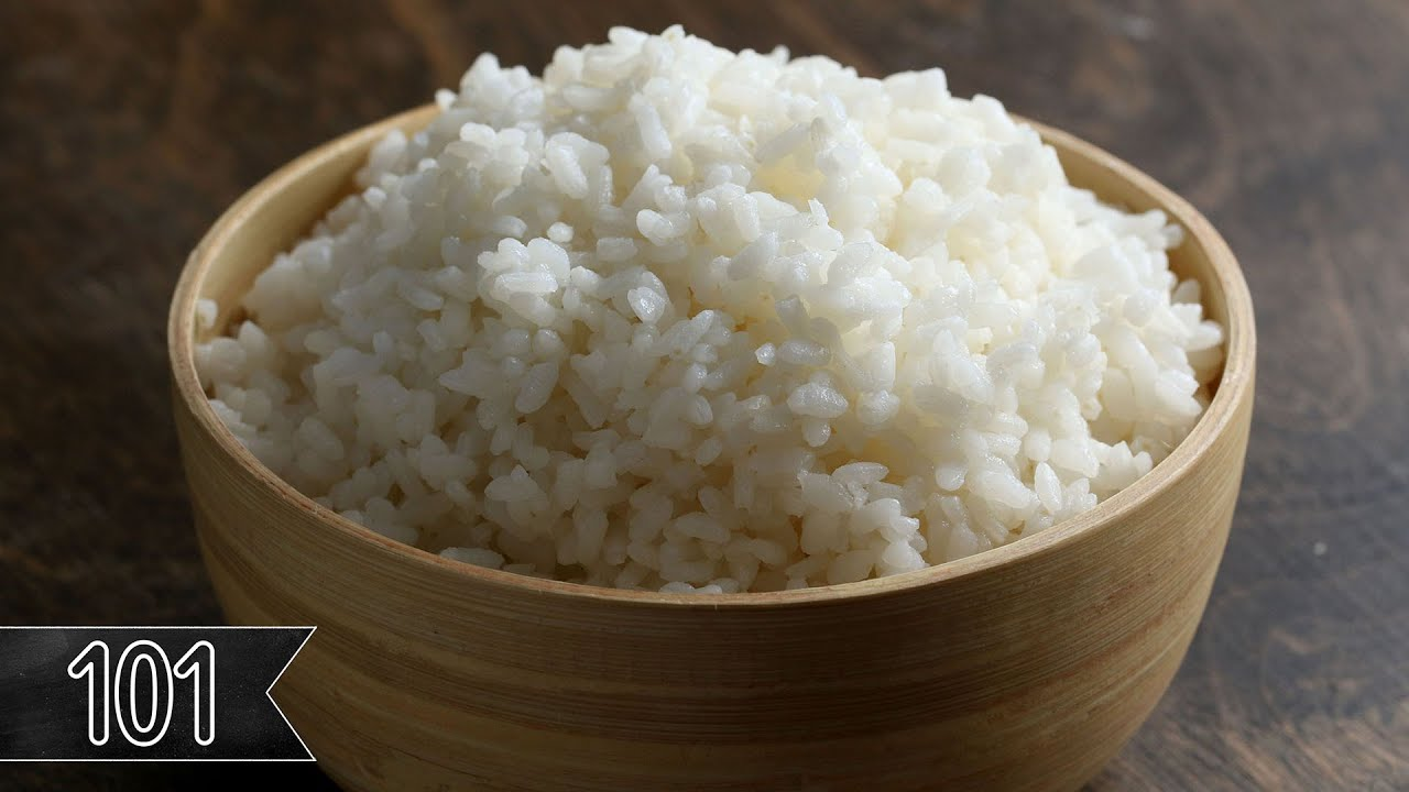 How To Cook Perfect Rice Every Time - Healthy Treats